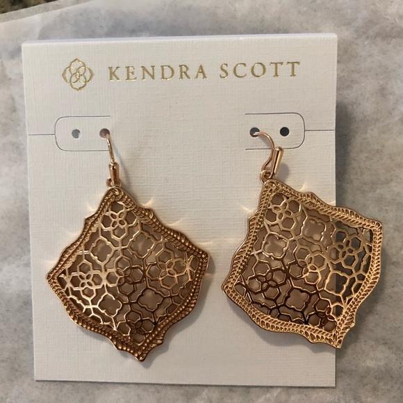 507de466c7f220 Kendra Scott Jewelry | Kirsten Drop Earrings Filigree | Poshmark